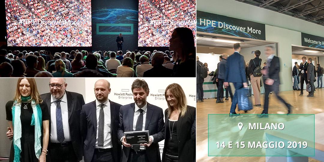 Sistemi HS confermata Platinum Partner HPE 2019